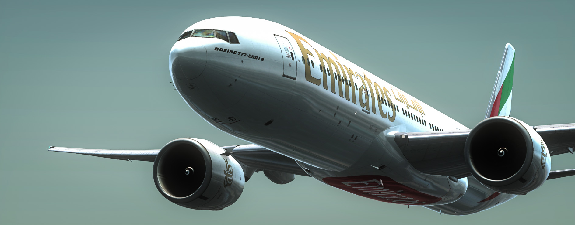 PMDG 777 In Dubai Loads Of Screenshots